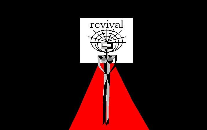 Revival series  002 by Roydon Johnson