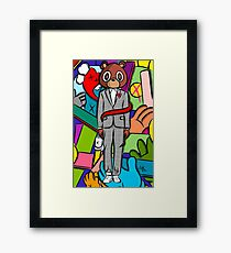 808 & Heartbreaks Framed Print