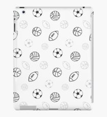 Ball sport iPad Case/Skin