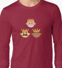 Three Wisemen Long Sleeve T-Shirt