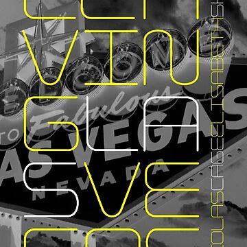 Leaving Las Vegas by walker12to88