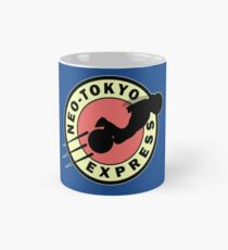 Neo-Tokyo Express Mug