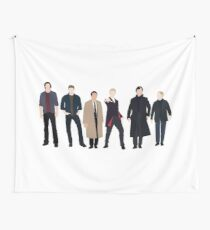 Superwholock Wall Tapestry