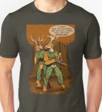 No Antlers Unisex T-Shirt