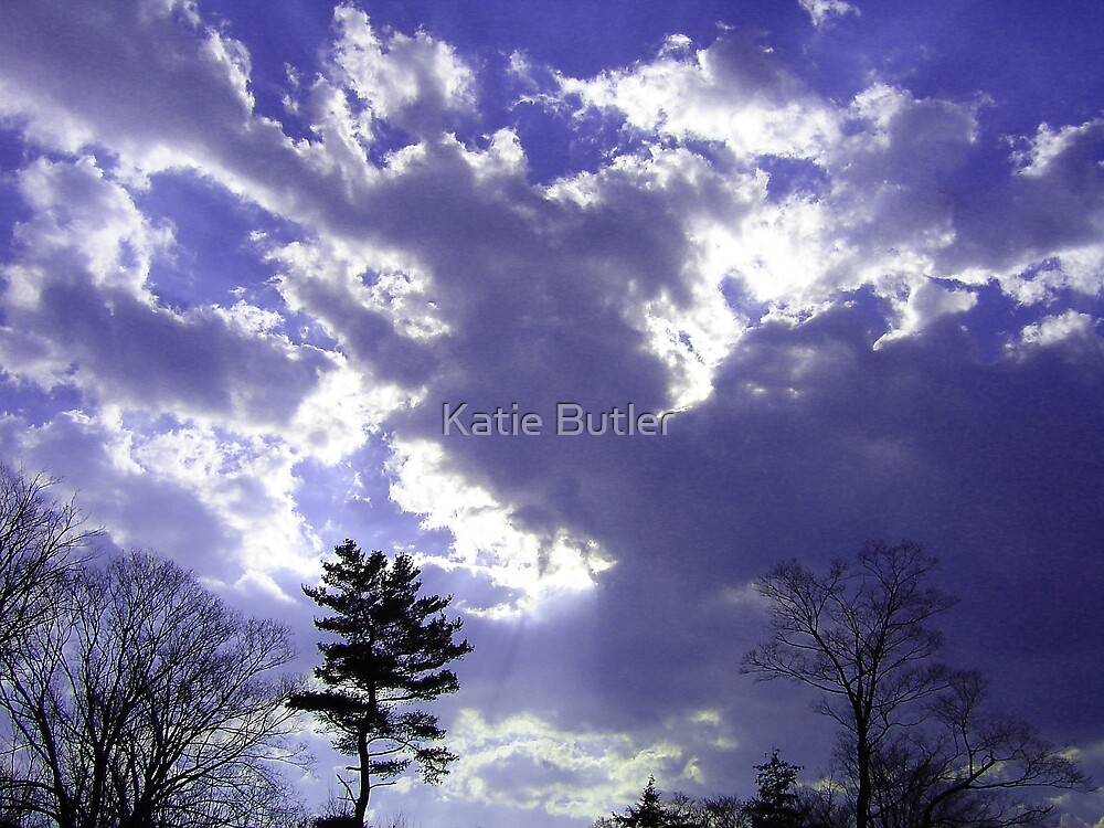 Electric Blue by Katie Butler