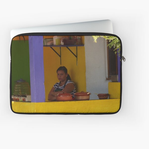 mexican colors  Laptop Sleeve