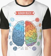 Brain Graphic T-Shirt