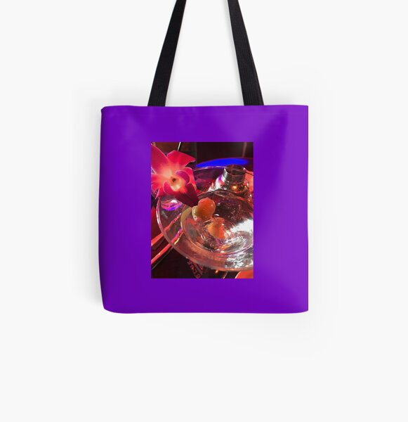 Martini Madness 2  Original Photography by Tony DuPuis All Over Print Tote Bag
