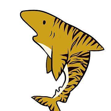 Tiger Shark by teecup