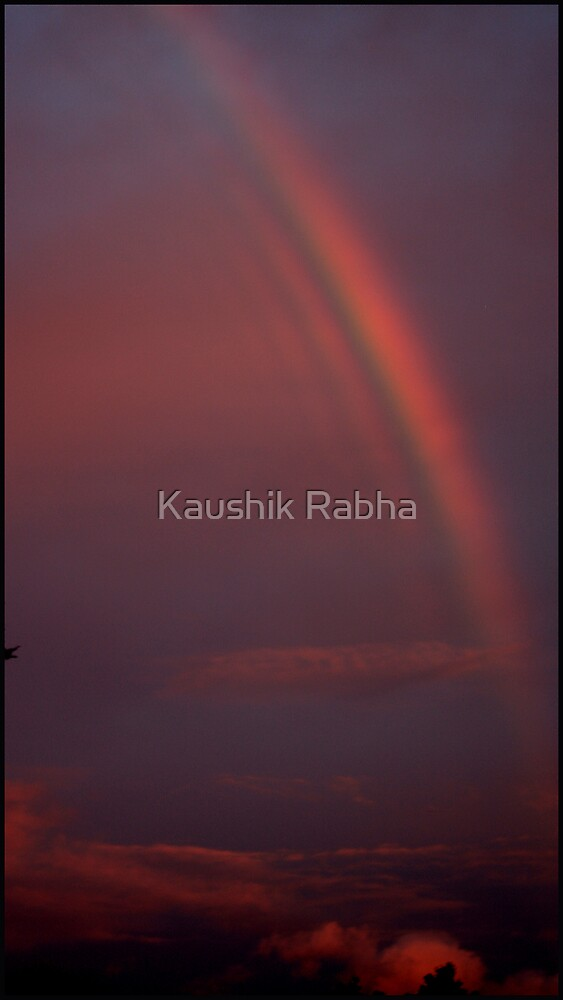 Count Rainbows by Kaushik Rabha