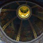 The Cupola & Ceiling, Marsaxlokk by wiggyofipswich