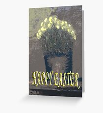 EASTER 25 Greeting Card