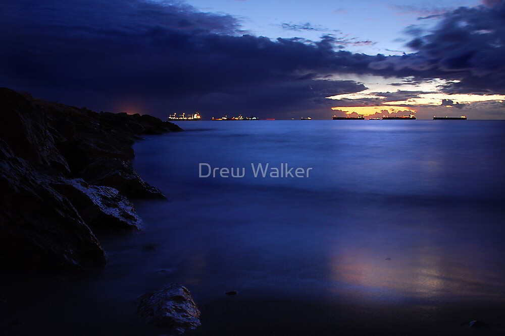 time and tide by Drew Walker