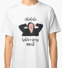 What a Story Mark - The Room Classic T-Shirt