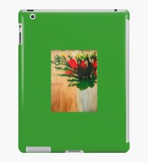 """""""Flowers in a Vase"""" Original by Tony DuPuis iPad Case/Skin"""
