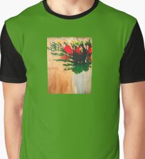 """""""Flowers in a Vase"""" Original by Tony DuPuis Graphic T-Shirt"""