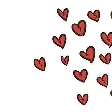 Almost broken hearts by o0SpiderCat0o