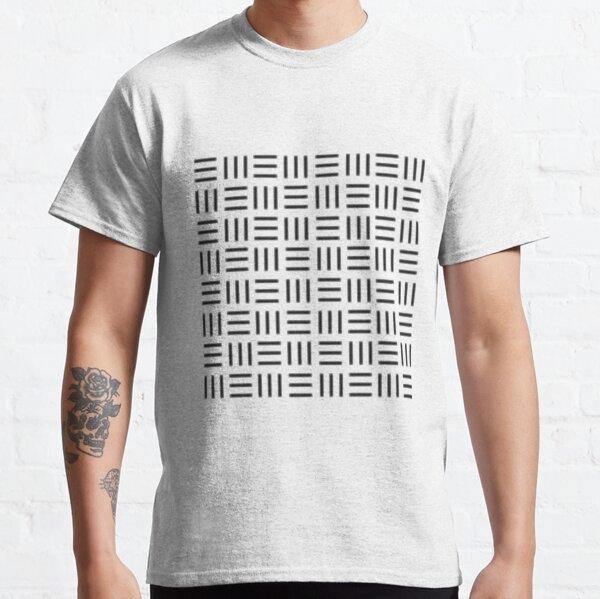 Digital mudcloth - Simple geometry Classic T-Shirt