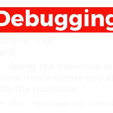 Debugging see also developer genius by technolover