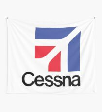 Cessna aircraft USA Wall Tapestry