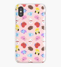 BTS BT21  iPhone Case/Skin