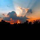 Louisiana Sunset II by KSkinner