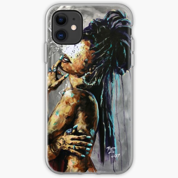 Naturally LVIII iPhone Soft Case