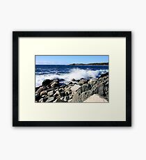 Northeast Coast Nova Scotia VI Framed Print