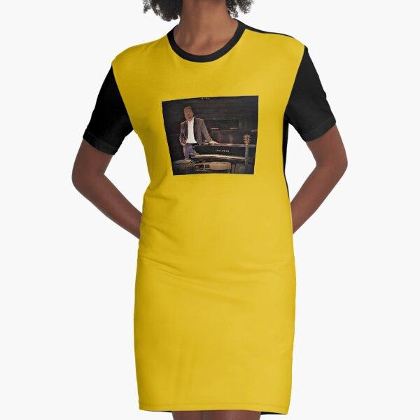 """Tony DuPuis Concert 2 Modern Pixel vibe""  Graphic T-Shirt Dress"