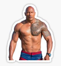 Dwayne Johnson Sticker