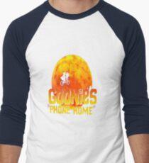 Goonies Phone Home Men's Baseball ¾ T-Shirt