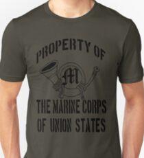 Property Marine Corps of Union States Unisex T-Shirt
