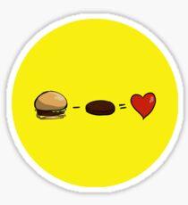 Vegetarianism Sticker