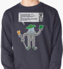 Robot Pimps Inc.  - Line 20 - Dark Pullover