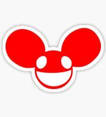 Deadmau5 Logo Sticker