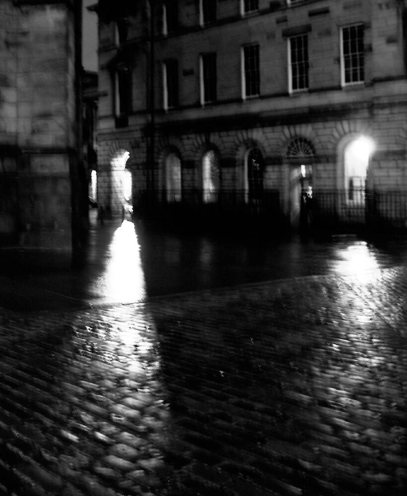 Light & Cobblestones by Christine Leman-Riley