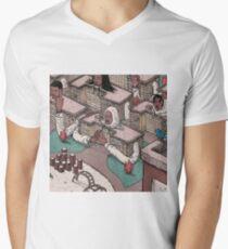 Brick Body Kids Still Daydream Men's V-Neck T-Shirt