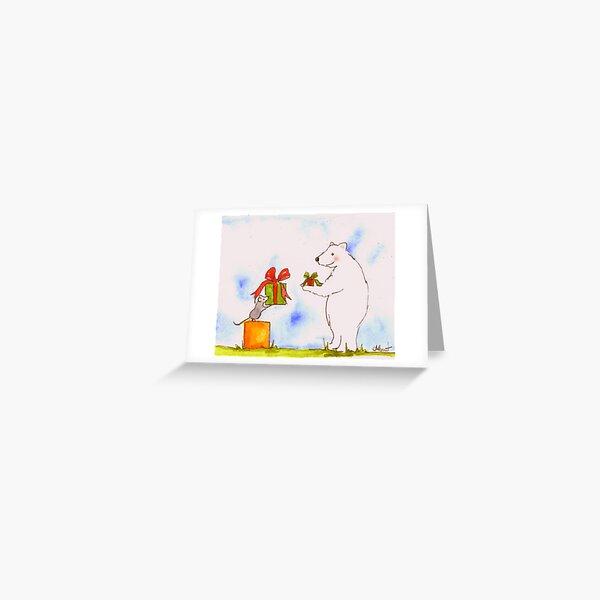 Gifting Greeting Card