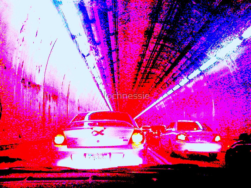 Liberty Tunnel. PA by lochnessie