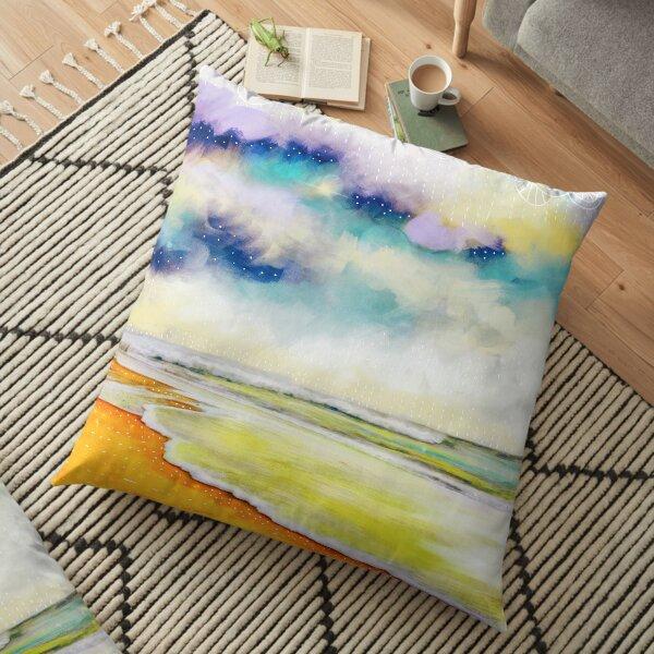 Shelly Magic Floor Pillow