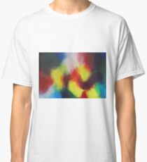 """Giallo"" original abstract artwork by Laura Tozer Classic T-Shirt"