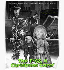 Expletive Christmas Carol Poster