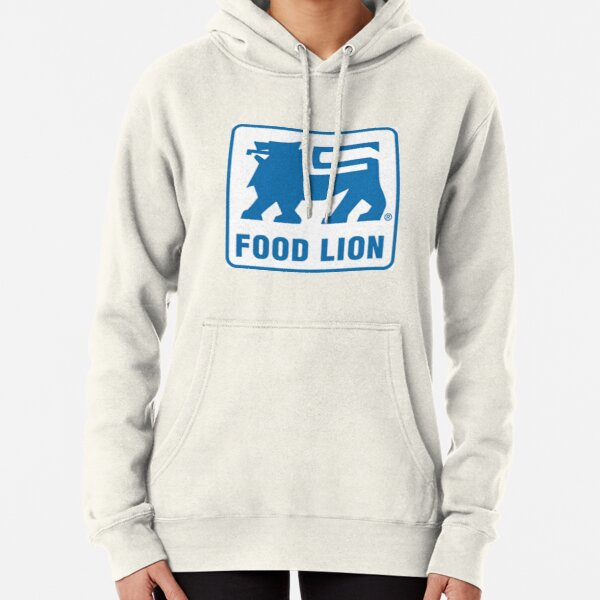 FOOD LION GROCERY STORE Pullover Hoodie
