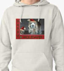 Happy Holidays!! Pullover Hoodie