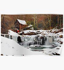 Frozen Grist Mill Poster