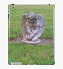 Pouting angel iPad Case/Skin