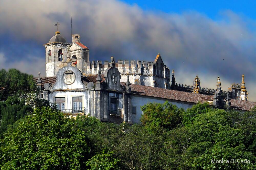 Tomar, Crist convent (Templars convent) Portugal by Monica Di Carlo