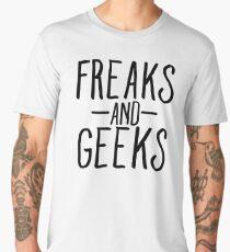 Freaks And Geeks Sticker & T-Shirt - Gift For 90s Kid Men's Premium T-Shirt