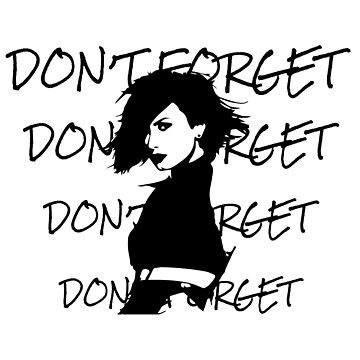 Demi Lovato Dont forget by bhpshop