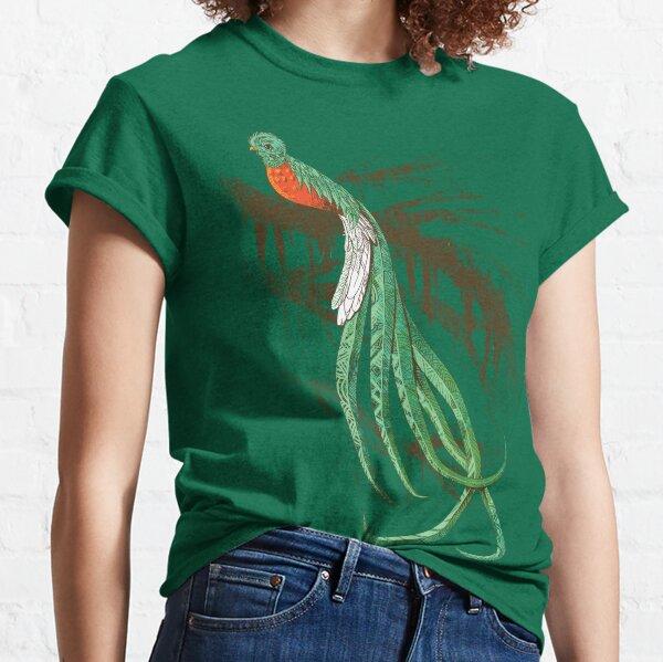 Quetzal Camiseta clásica